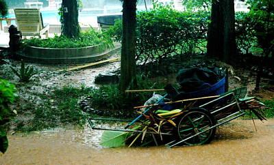 Caught In The Rain Original