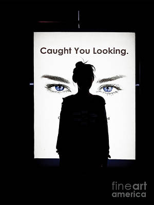 Photograph - Caught You Looking Raw by Fei A