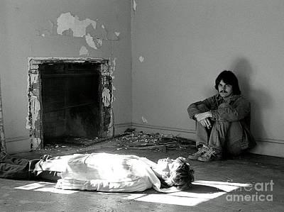 Photograph - Caumsett 1980 by Ed Weidman