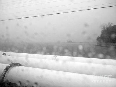 Photograph - Causeway Link by Hans Janssen