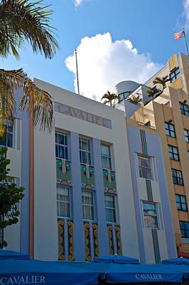 Photograph - Cavalier In South Beach by Ed Gleichman
