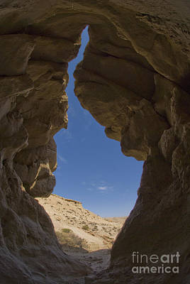 Photograph - Cave In Red Rock Canyon by Dan Suzio