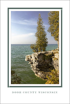 Photograph - Cave Point by Barbara Smith