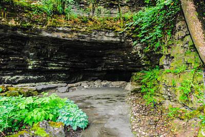 Photograph - Cave by Robert Hebert