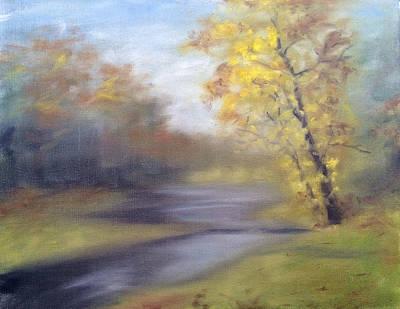 Painting - Cave Springs Arkansas by Dustin Miller