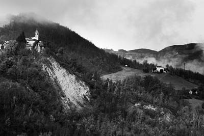 Photograph - Caverzago by Claudio Rancati