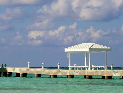Photograph - Cayman Island by Carolyn Bistline