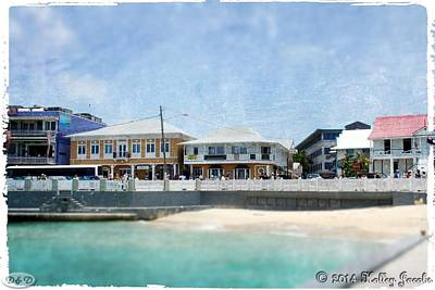 Mixed Media - Cayman Islands 11 by Holley Jacobs