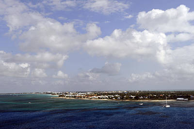 Photograph - Cayman Islands by Willie Harper