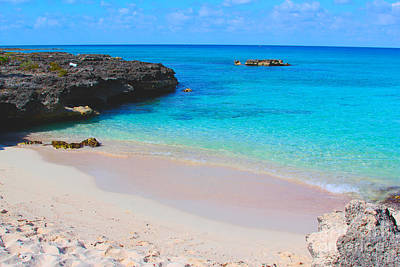 Barbados Photograph - Cayman Paradise by Carey Chen