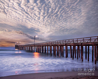 Photograph - Cayucos Pier by Alice Cahill