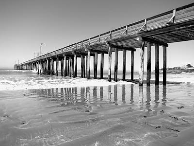 Photograph - Cayucos Pier by Paul Foutz