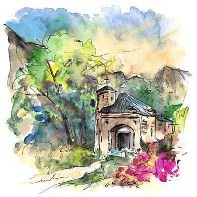 Miguel Art Drawing - Cazorla 07 by Miki De Goodaboom