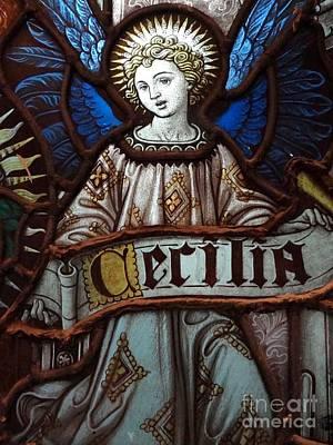 Cecilia Print by Ed Weidman