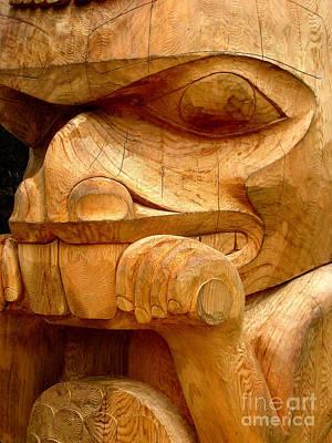 Painting - Cedar Beaver by Sue Harper