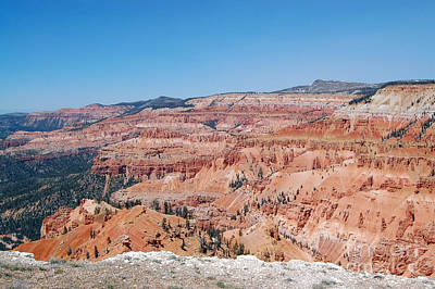 Photograph - Cedar Breaks National Monument 2 by Debra Thompson