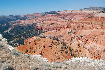 Photograph - Cedar Breaks National Monument 3 by Debra Thompson