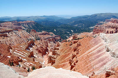 Photograph - Cedar Breaks National Monument 4 by Debra Thompson
