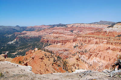 Photograph - Cedar Breaks National Monument by Debra Thompson
