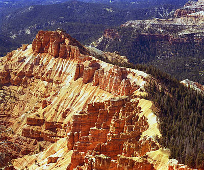 Photograph - Cedar Breaks Utah by Rich Franco