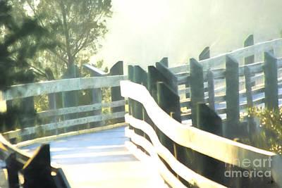 Grace Kelly - Cedar Point Morning Walk by Sandra Clark