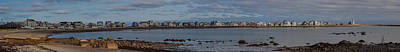 Photograph - Cedar Point Panorama by Brian MacLean