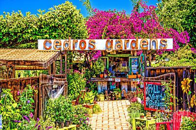 Cedros Gardens Garden Ftempo