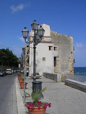 Photograph - Cefalu In Sicily by Caroline Stella