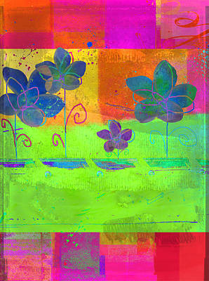 Lime Digital Art - Celebrate - C560cc by Variance Collections