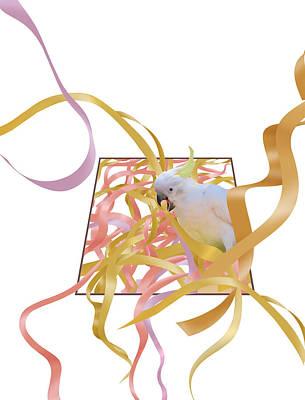 Digital Art - Celebrate by Jennifer Kathleen Phillips