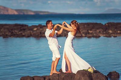 Photograph - Celebrating Love by Jenny Rainbow