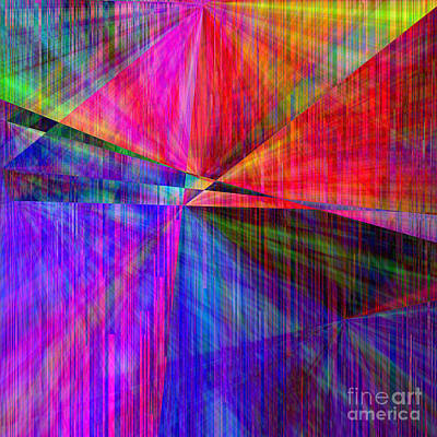 Digital Art - Celebration by Kristi Kruse