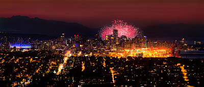 Photograph - Celebration Of Light 2014 - Day 3 - Japan by Alexis Birkill
