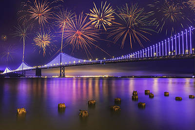 Photograph - Celebration On The Bay by PhotoWorks By Don Hoekwater