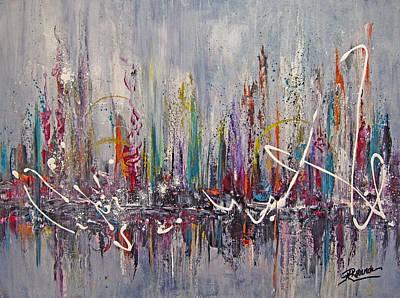 Painting - Celebration by Roberta Rotunda