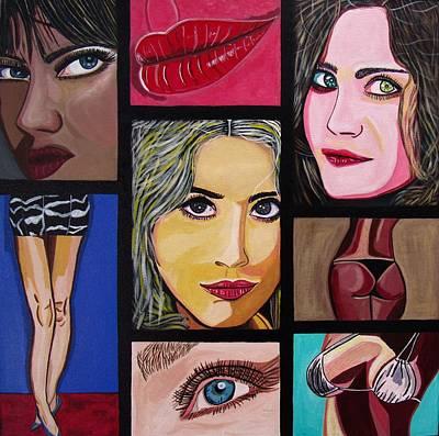 Celebrity Original by Sandra Marie Adams