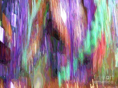 Celeritas 11 Art Print