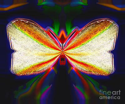 Blue Healer Digital Art - Celestia Mossybloom by Raymel Garcia
