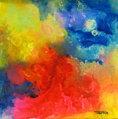 Painting - Celestial Beauty by Tonya Schultz