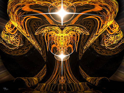 Photograph - Celestial Chemistry by Glenn Feron