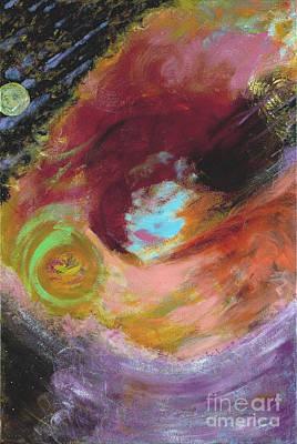 Celestial Madness Art Print