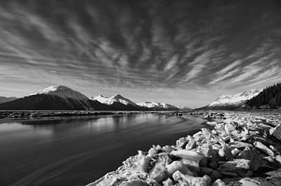 Photograph - Celestial Season by Ted Raynor