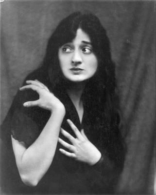 Celia Adler (1891-1979) Art Print