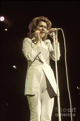 Celine Dion Photograph - Celine Dion by Concert Photos