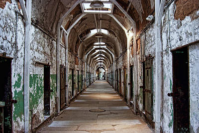 Photograph - Cell Block One by Michael Dorn