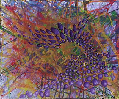 Cell No.8 Art Print by Angela Canada-Hopkins