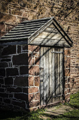 Photograph - Cellar Door by Bradley Clay