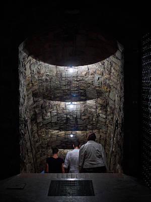 Photograph - Cellars. Ca Del Bosco Winery. Franciacorta Docg by Jouko Lehto