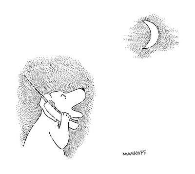 'cellular Dog' Art Print by Robert Mankoff