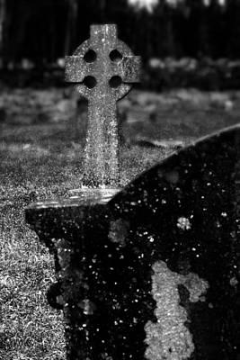 Celtic Cross 3 Art Print